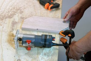 Ozito DIY Router cheeseboard