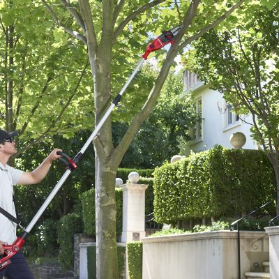 Top Tips for Pole Pruner & Hedge Trimmer Kit