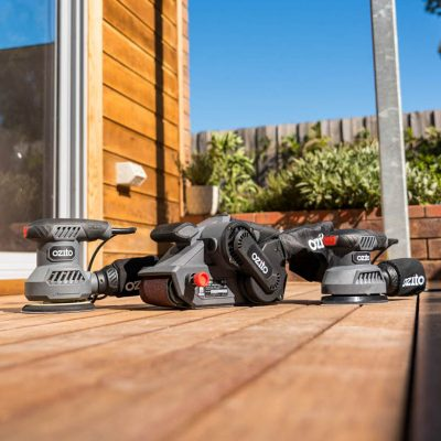 How to choose the right sander for your job