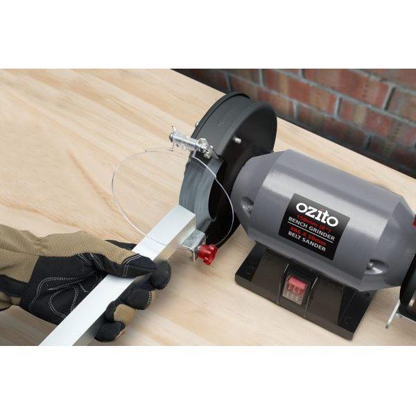 150mm 686x50mm Bench Grinder And Belt Sander