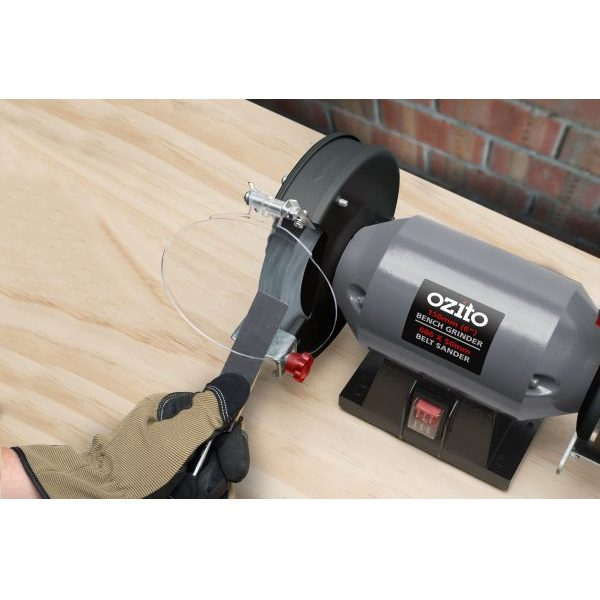 Awe Inspiring 150Mm 686X50Mm Bench Grinder And Belt Sander Ocoug Best Dining Table And Chair Ideas Images Ocougorg