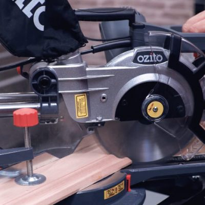 Benefits of the Double Bevel Slide Mitre Saw & Stand