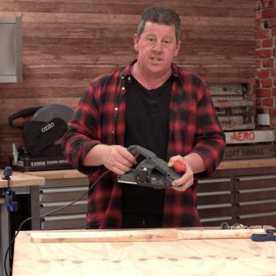Tool Tips: Ozito Planer Best Practices