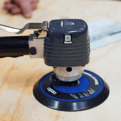The Advantages of the Air Random Orbital Sander