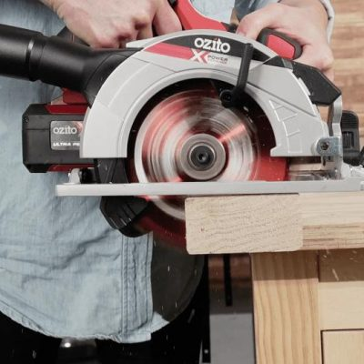 Experience The Power Of The 18V Circular Saw