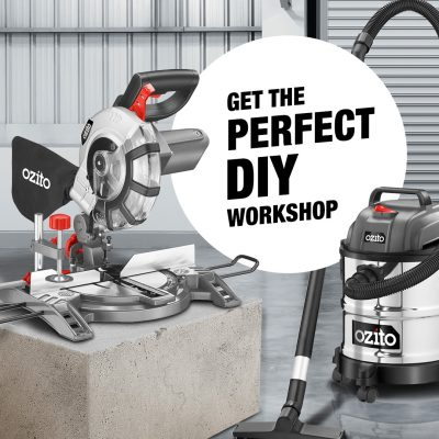 Take your DIY Workshop to the Next Level