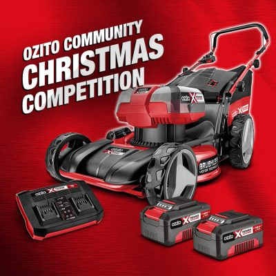 Ozito Community Christmas Competition Winners