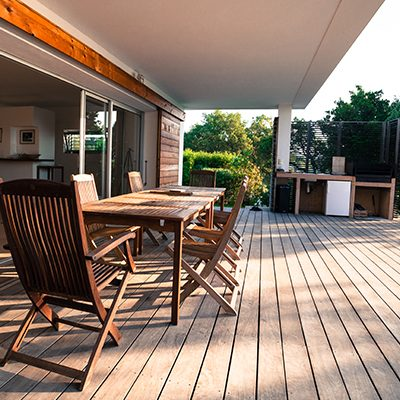 DIY Decking Revamp – The Renovators