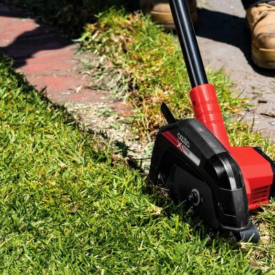 Trim in No Time with the New 18V Lawn Edger