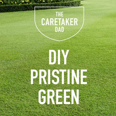 DIY Pristine Green