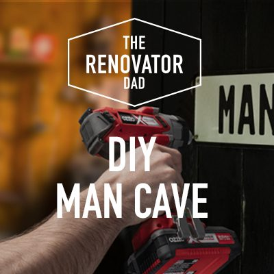 DIY Man Cave