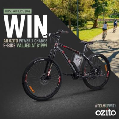 PXC E-Bike Comp Closed – Winners Announced