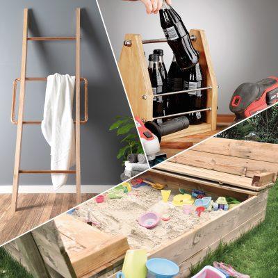 DIY Project Ideas – 18V 5 Piece Kit